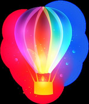Balloon-transparent